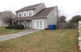 402 Collier Crescent Suffolk, VA 23434