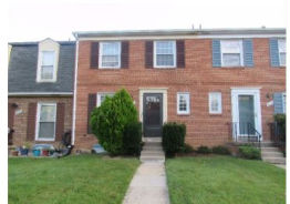 14822 Belle Ami Dr #12 Laurel, MD 20707