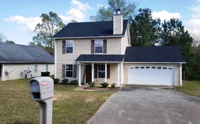 Peachy Single Family Auction Macon Ga 6013 Bashon Ct Macon Ga Beutiful Home Inspiration Ponolprimenicaraguapropertycom