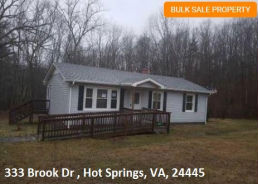 Virginia and Maryland Value Portfolio - 3 Properties Hot Springs, VA 24445