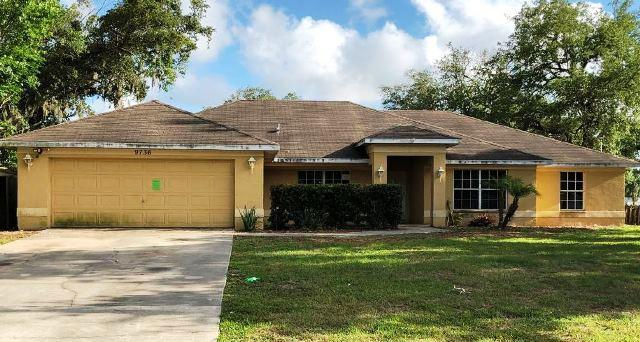 Single Family Auction Spring Hill Fl 9736 Horizon Dr Spring Hill