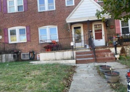 123 W MEADOW RD Baltimore, MD 21225